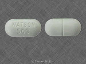 Vicodin (Hydrocodone Bitartrate and Acetaminophen) Patient Information: Side ...