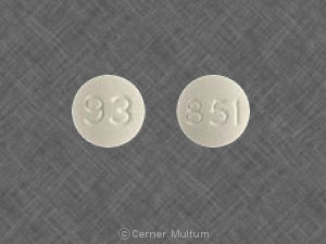 9393 ON ONE SIDE 852 ON OTHER SIDE ITS OBLONG SHAPED WHITE IN   COLOR ## The white pill marked 852 93 93 is Metronidazole (500 mg). To view
