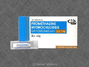 Prochlorperazine Suppository Side Effects