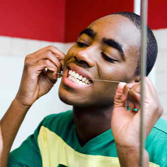 Good dental hygiene and frequent visits to the dentist are key to abscessed tooth prevention.