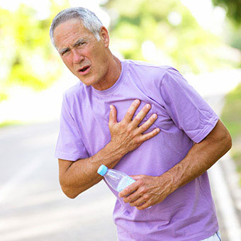 There are many causes of chest pain, not just limited to heart attacks.