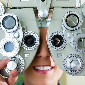 There are few treatments available for eye floaters.