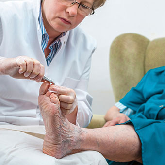 Treatment of ingrown toenails depends on the severity of symptoms and presence of infection.