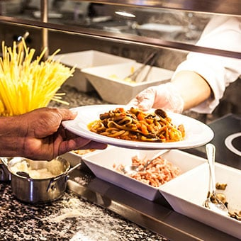 Safe food handling is the key to preventing norovirus outbreaks.