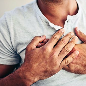 Premature ventricular contractions in patients with heart diseases may have increased risks of developing ventricular tachycardia which could be life-threatening.