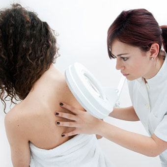 Skin tags may not need to be biopsied.