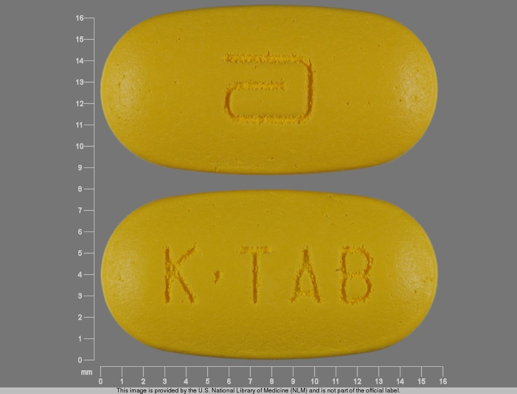 Klor-Con (Potassium Chloride): Side Effects, Interactions, Warning, Dosage  & Uses