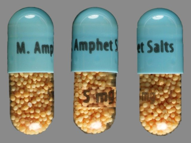 Common Side Effects of Adderall XR (Amphetamine, Dextroamphetamine Mixed  Salts) Drug Center - RxList