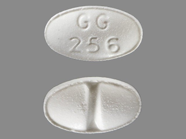 xanax dosage pill description
