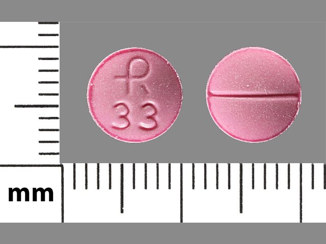 clonazepam different colors