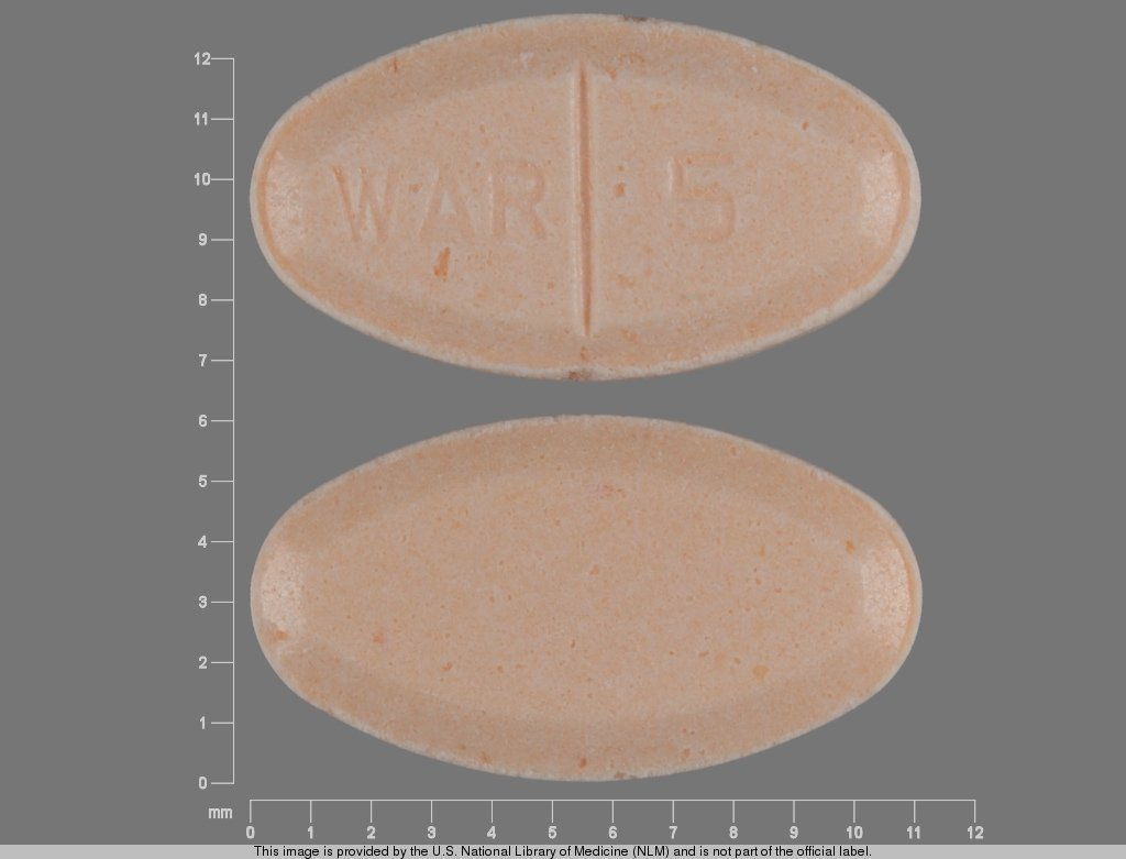 Common Side Effects Of Coumadin Warfarin Sodium Drug