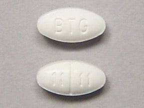 Small White Pill Rx 773 On One Side