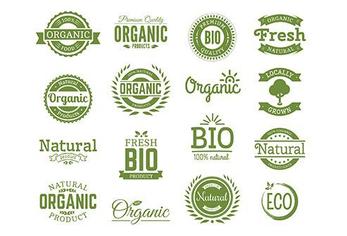 Natural foods can be healthy, but not necessarily.