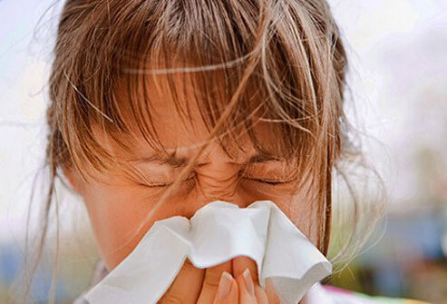 Green mucus can signal different kinds of infection.