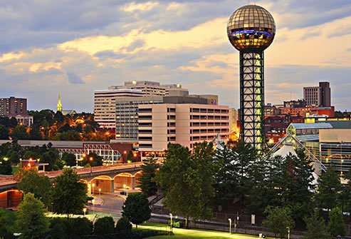 Photo of Knoxville, TN