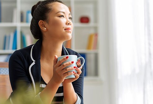Caffeinated beverages may improve symptoms of ADHD.