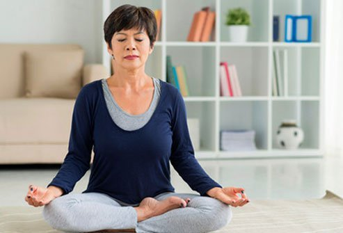 Finding ways to relax from chronic stress can help relieve fibromyalgia.