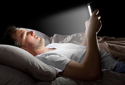 All kinds of things can mess with your sleep after age 40.