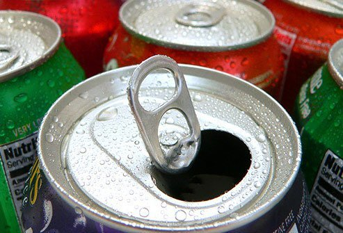 If you drink sugar-sweetened coffee, tea, soft drinks, or energy drinks, switch to water or another zero-calorie beverage.
