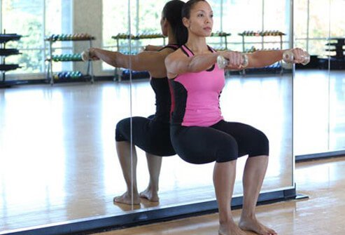 Besides toning the muscles, Pilates is known for boosting endurance.