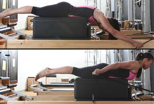 Toning the upper back is the fast track to better posture.