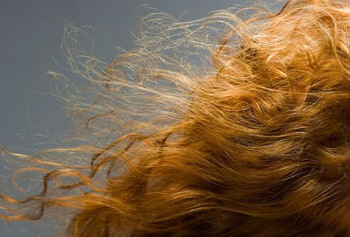 The fullness of your hair is in your genes -- and your styling technique.