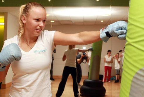 Among exercises, boxing is a knockout -- delivering agility, balance, muscle tone, strength, and cardio benefits.