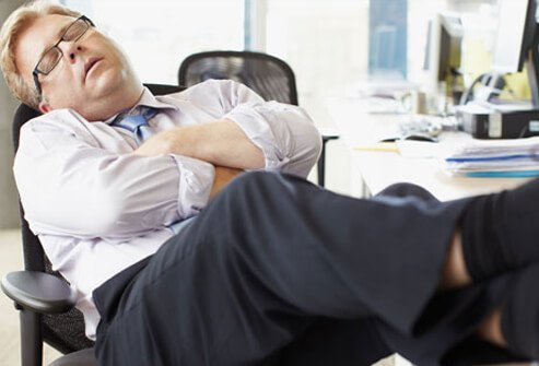 Napping can be a healthy habit.