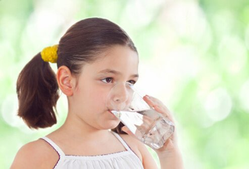 Hydration is especially important if diarrhea and vomiting are present.