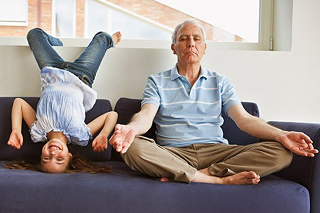 Yoga lowers blood pressure, heart rate, and the number of AFib episodes.