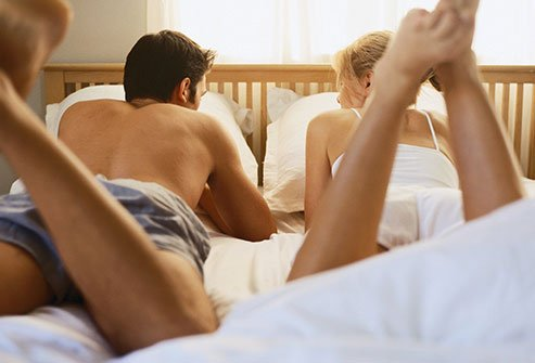 Pain and stiffness with AS may make it more difficult to have sex.