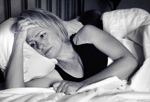 Insomnia by definition is a condition characterized by difficulty falling or staying asleep.