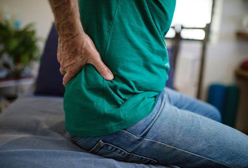 Only a small percentage of back pain sufferers are disabled by their condition.