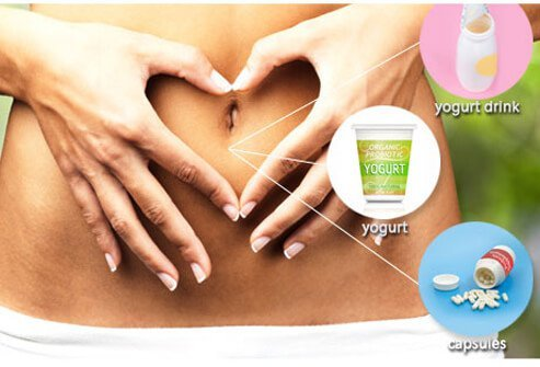 Beneficial bacteria live in the human gastrointestinal (GI) tract and play an important role in digestion and immunity.