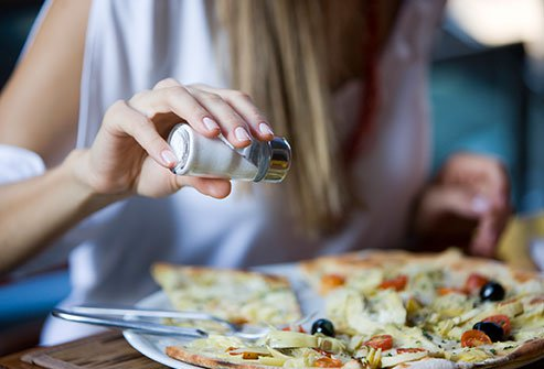 <p>Salt increases blood pressure and may lead to cognitive deficits.