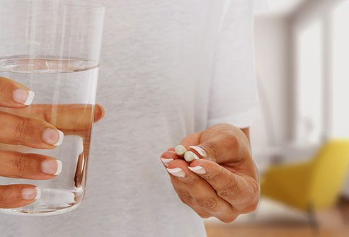 Medications can dry your mouth out, leading to problems.