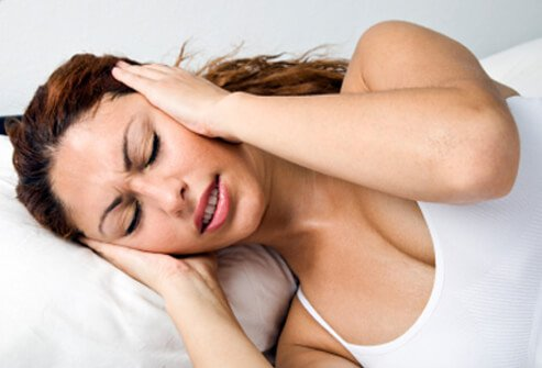 A person also may experience BPPV when he or she rolls over in bed.