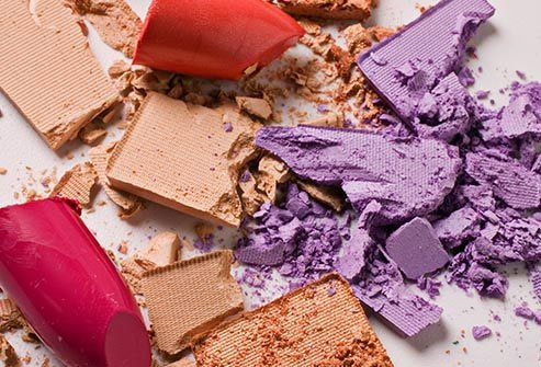 Preservatives in the makeup may break down over time, allowing bacteria to grow.