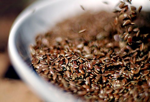 Lignans in grains and seeds may help prevent heart disease.