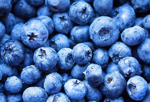 These berries have long been thought to improve vision.