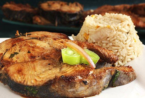 No matter how it's caught or how you cook it, swordfish is likely to have high levels of mercury.