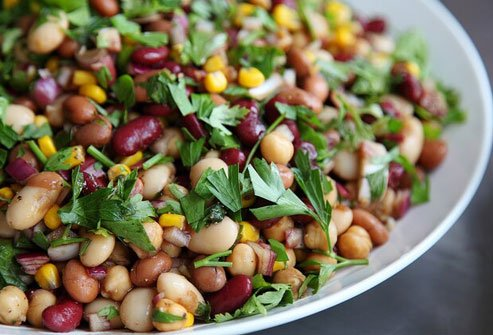 Beans help you lose weight and they are full of antioxidants.