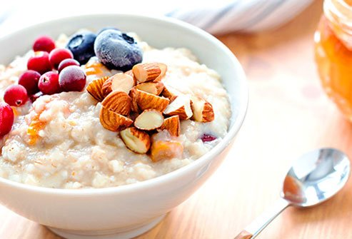 Food with lots of fiber can help your liver work at its best.