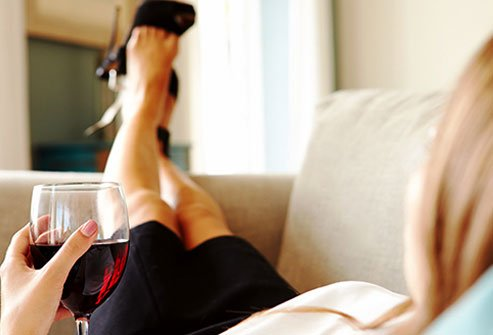Drinking too much can wreak havoc on your liver.