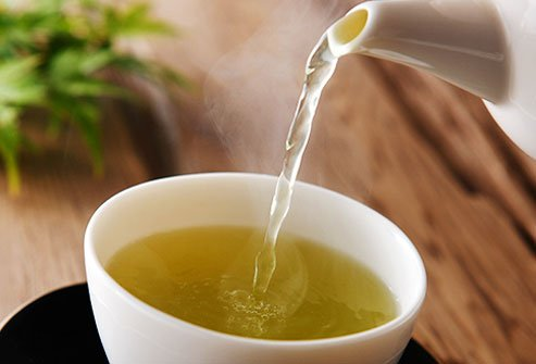 It is brimming with a type of antioxidant called catechins.