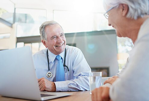 Discuss sexual health and treatment options with your doctor.