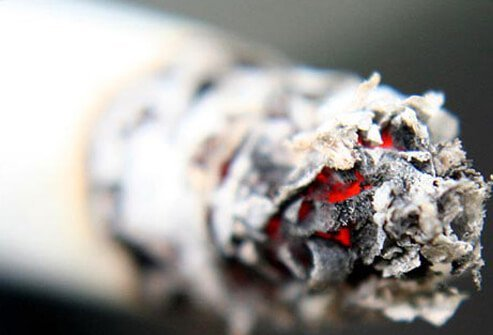 Cigarettes smoking increases cancer risks.