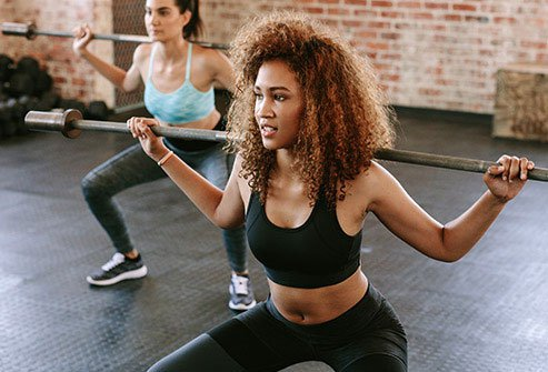 Science says exercise helps regulate your circadian rhythm and internal clocks.