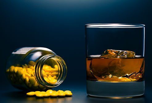 Alcohol and drug use affect clock genes.