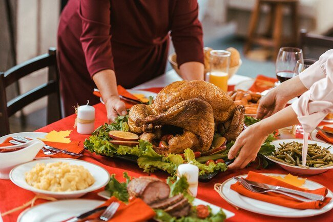 Eating a large meal can trigger sleepiness.